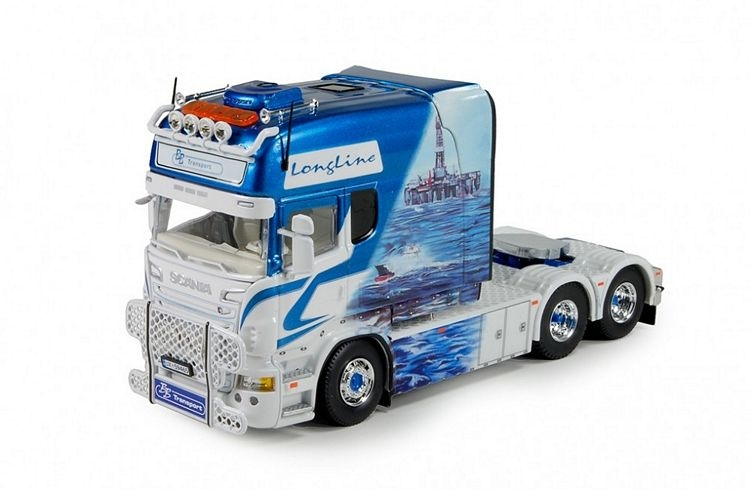 Scania R Longline 6x4 BB Transport