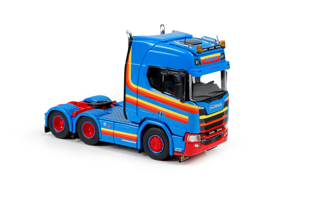 Scania R Next Generation Highline  Old Skool