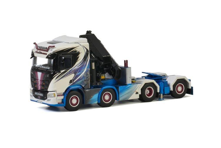 Scania R Norma CR20N Palfinger PK 78002 SH Aaltonen
