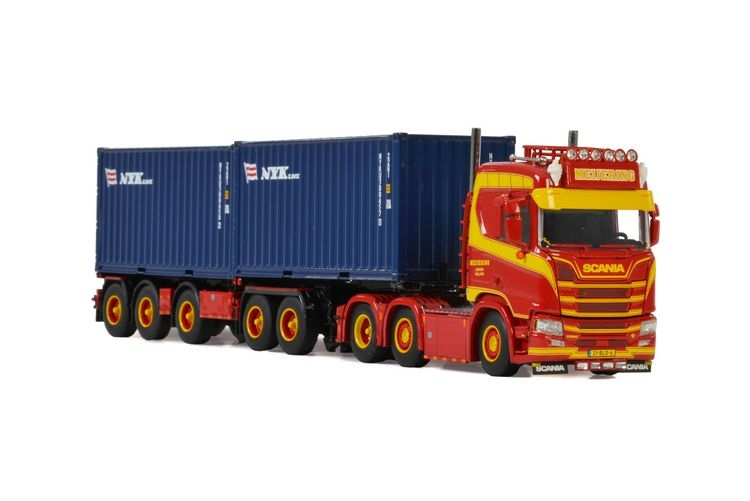 Scania R Normal CR20N 2Connect NYK Container Meijering