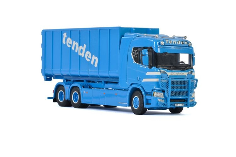 Scania R Normal CR20N  Hooklift Container Tenden