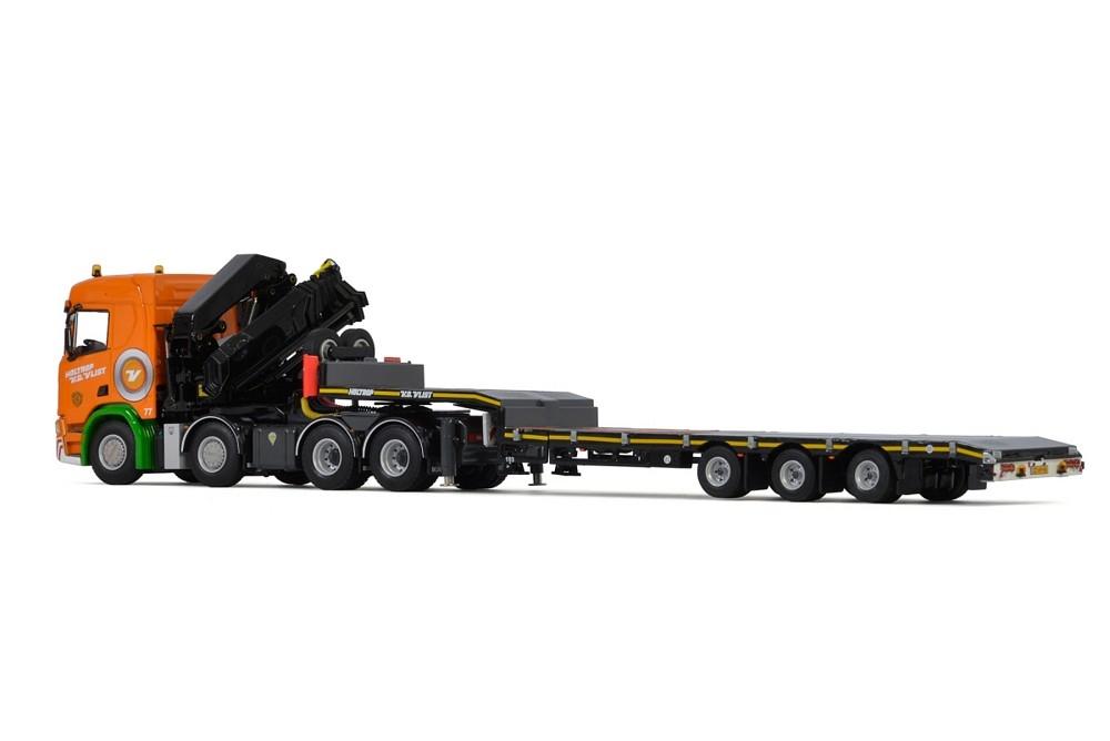 Scania R Normal CR20N Low Loader   Holtrop v.d. Vlist