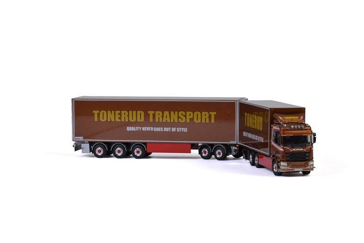 Scania R Normal CR20N LZV Combi Tonerud