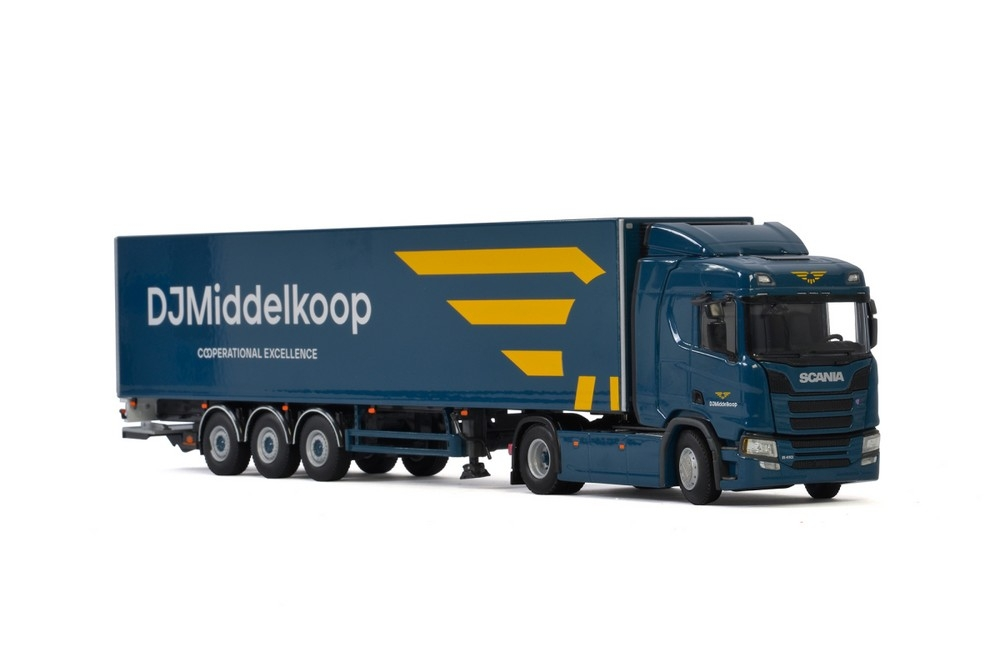 Scania R Normal CR20N Reefer  Middelkoop