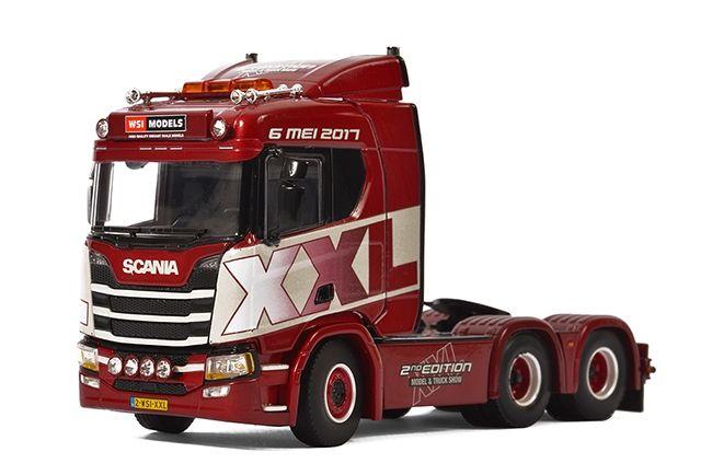 Scania R Normal CR20N WSI XXL 2017