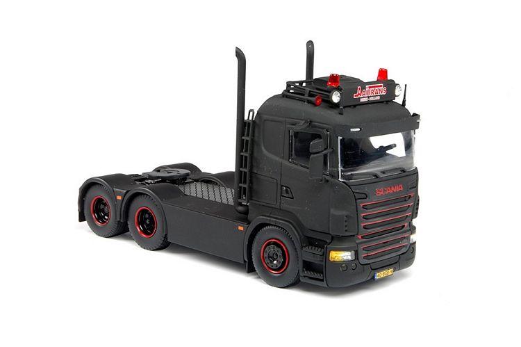 Scania R-serie 6x4 Aaitrans