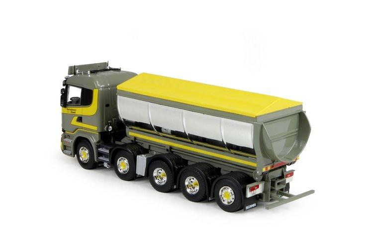 Scania R-Serie  Asphaltkipper  Dornbierer