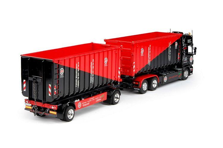 Scania R Serie  Hakenarm Container Kurz