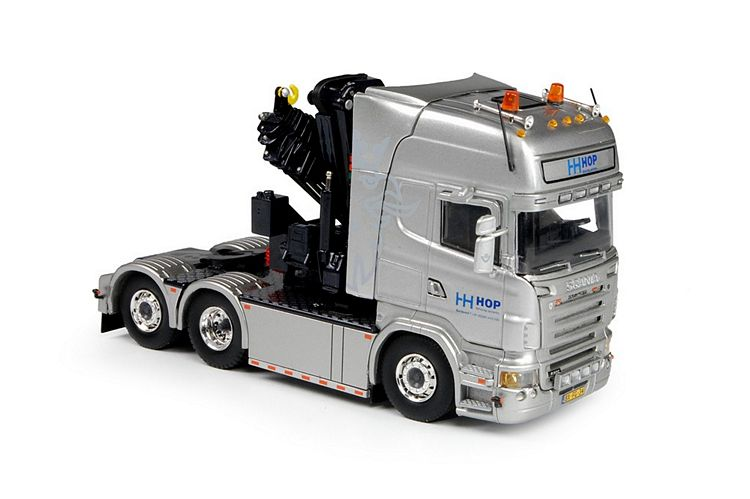 Scania R serie  Hiab Kran Hop Hekwerken