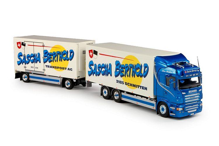 Scania R-serie Highline combi Berthold Sascha