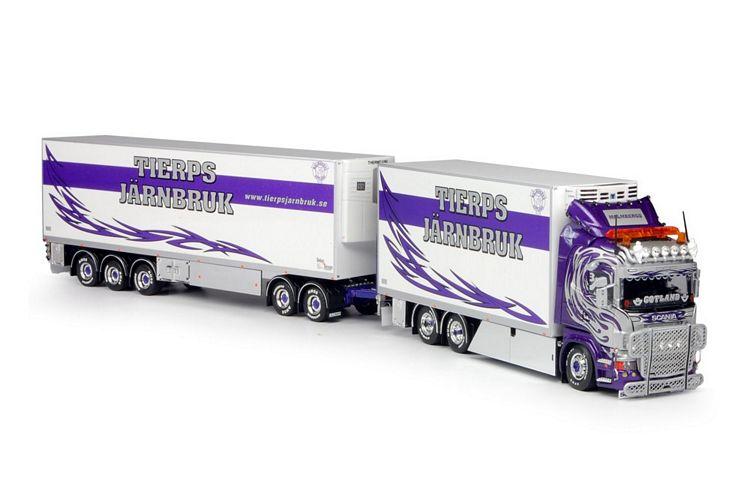 Scania R serie Highline Combi Malmbergs