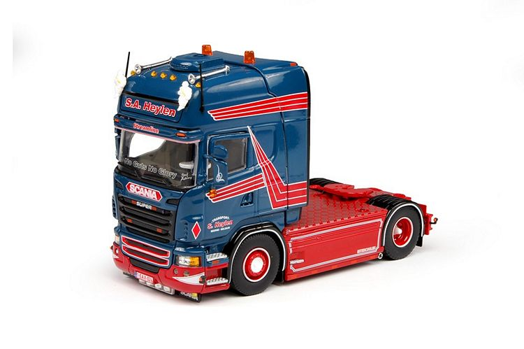 Scania R serie Highline Heylen S.