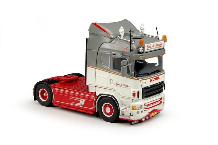 Scania R serie Highline Kraker L. de