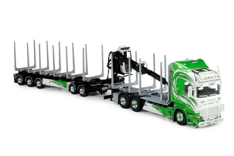 Scania R Serie Highline Schwedischer Holzkarren  Jihab