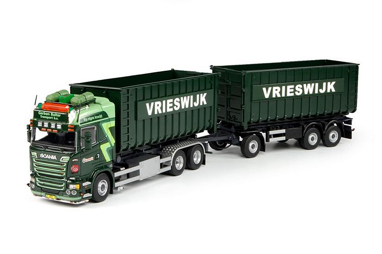 Scania R-serie Highline Streamline Buiter Gerben