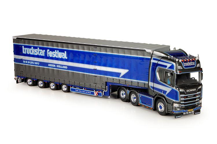 Scania R serie Highline Truckstar Festival 2017