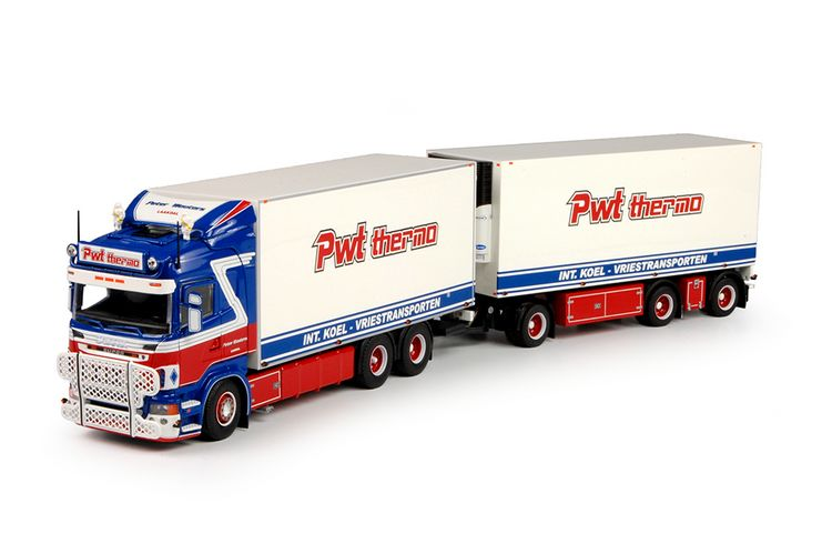 Scania R serie Highline  Wouters Peter