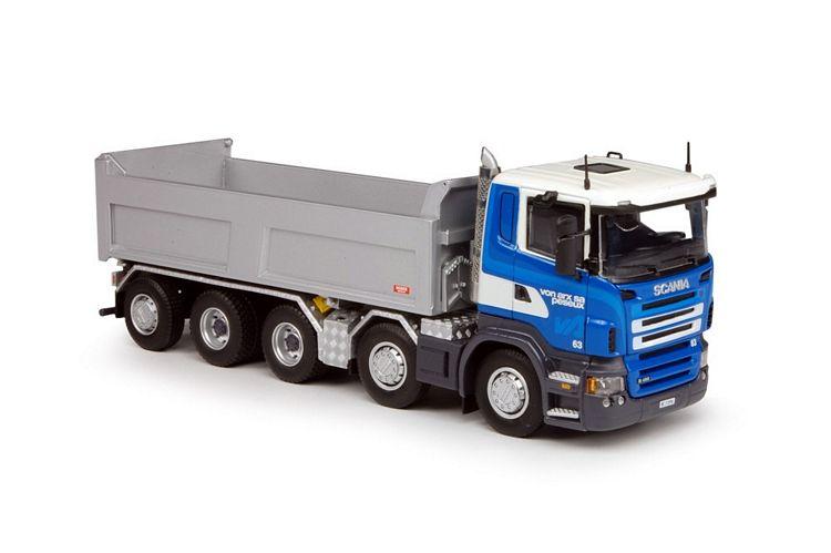 Scania R Serie kipper  Arx Von