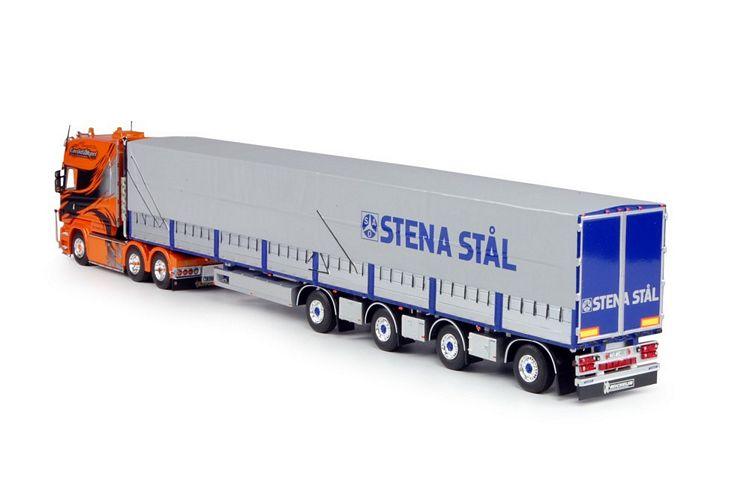 Scania R serie  Larod Akeri