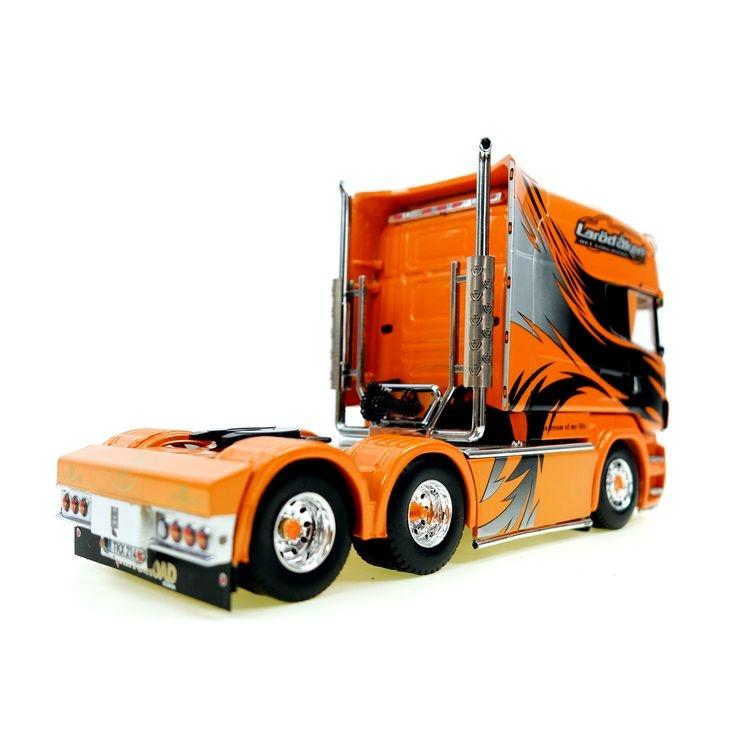 Scania R serie  Larod Akeri solo