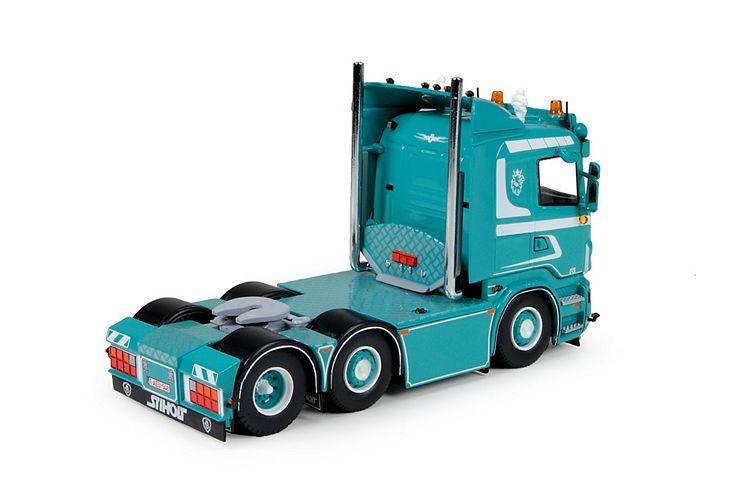 Scania R serie Lowline 6x2 Verbist