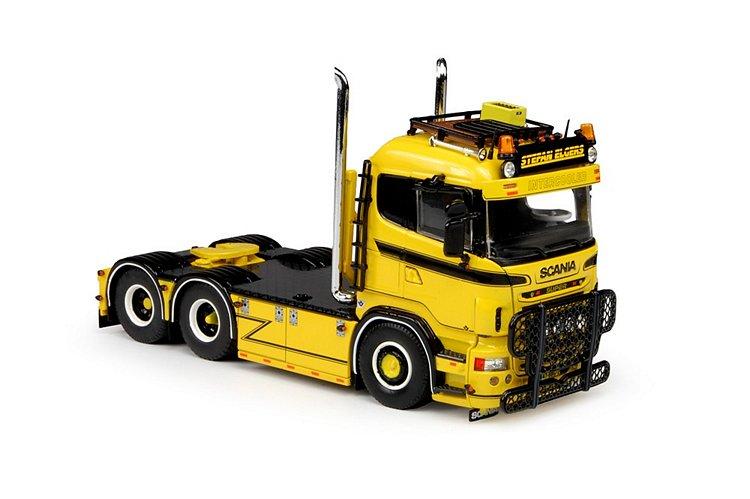 Scania R-serie Lowline Elgers Transport Service