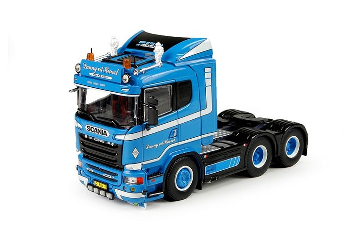 Scania R serie Lowline  heuvel danny vd
