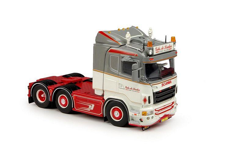 Scania R serie Lowline Kraker L. de