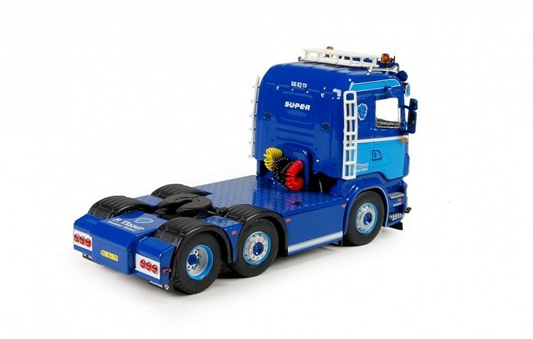 Scania R serie Lowline P.Visser