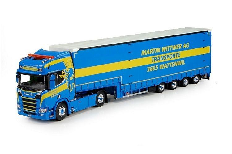 Scania R serie  Meusburger Wittwer