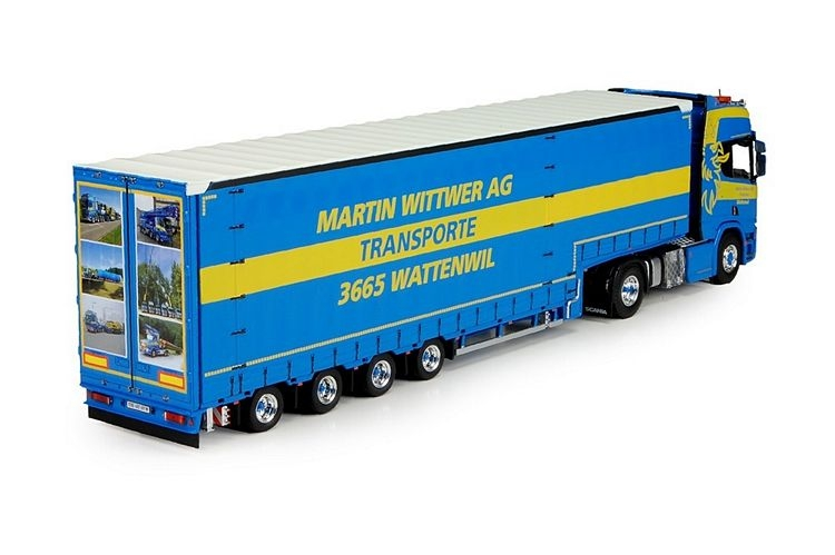 Scania R serie  Meusburger Wittwer