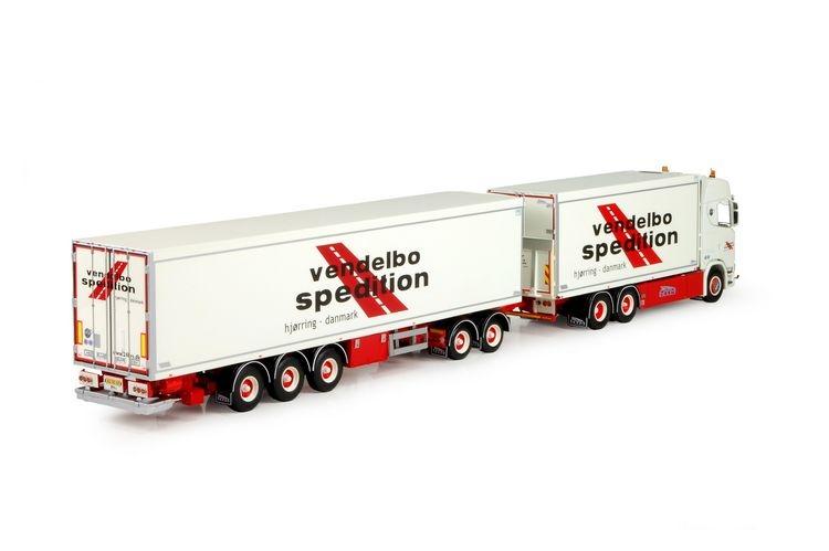 Scania R serie Next Gen Highline Vendelbo