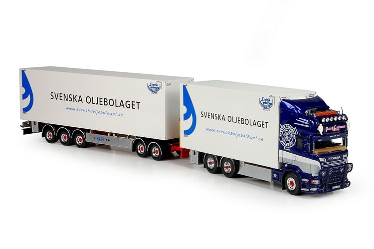 Scania R Serie Schwedisch Kombi Carlsson Patrick
