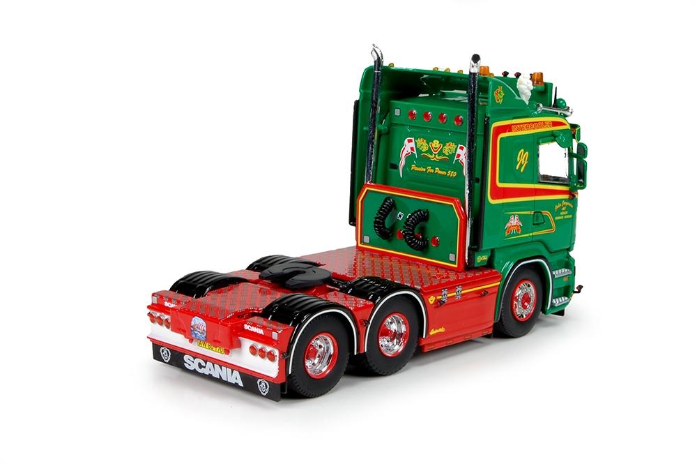 Scania R serie Streamline Jorgensen John