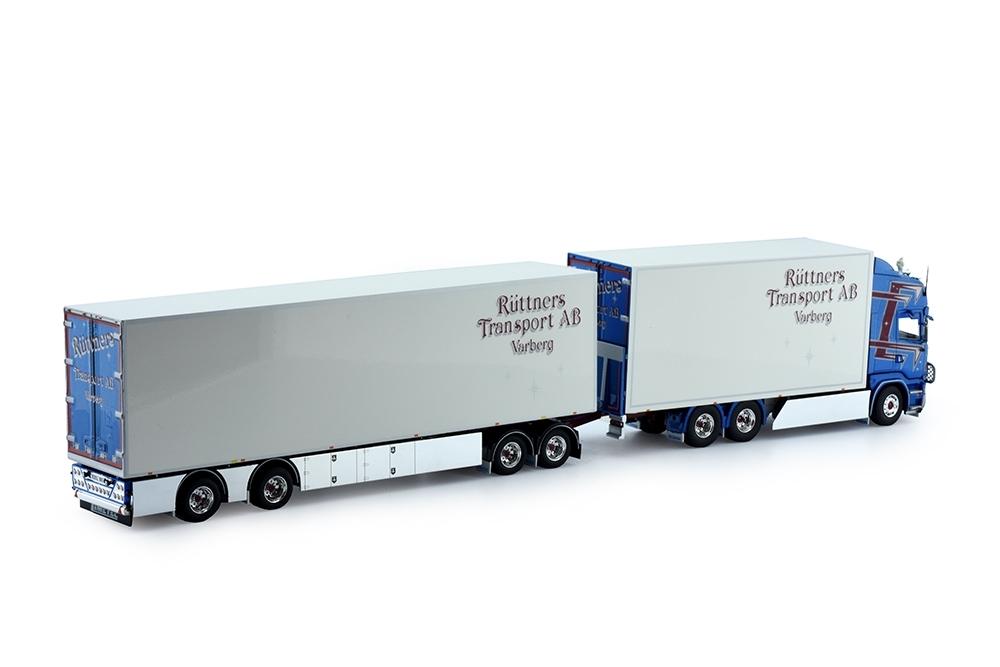 Scania R serie Streamline Schwedisch Kombi Ruttner