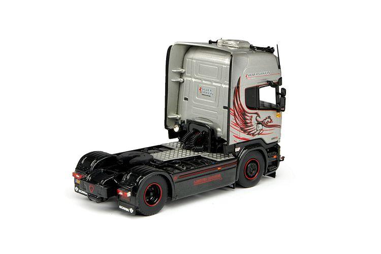 Scania R-serie Topline 4x2 Evers H.