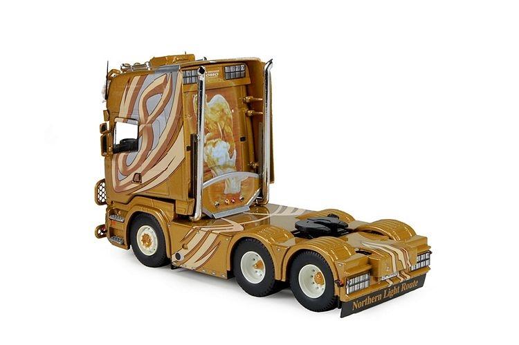 Scania R-serie Topline 6x2 Tomo
