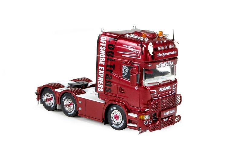 Scania R-serie Topline 6x4 Osterhus Thorn Bjorn