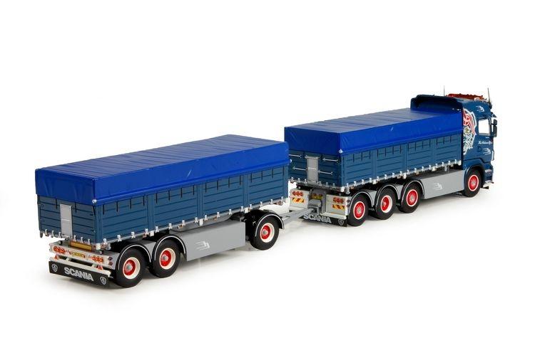 Scania R serie Topline  Andersen Kai