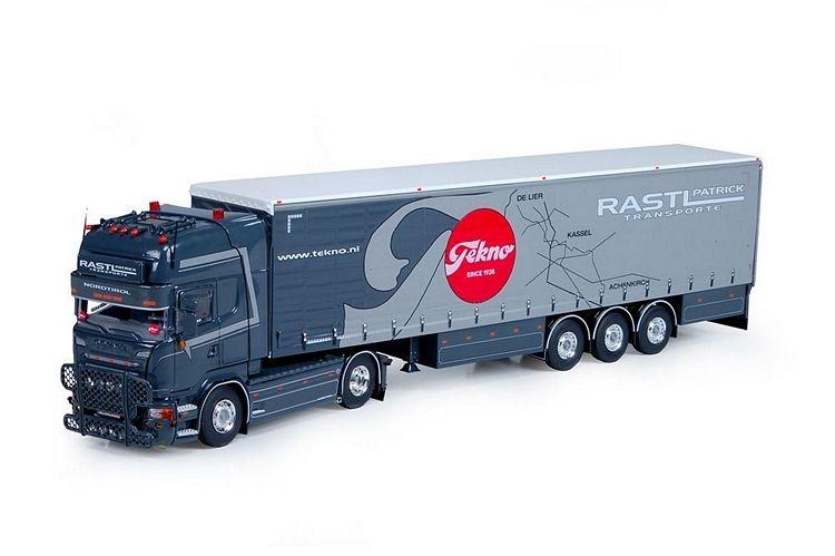 Scania R Serie Topline Curtainsider  Rastl Patrick