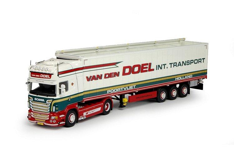 Scania R-serie Topline  Doel Van den