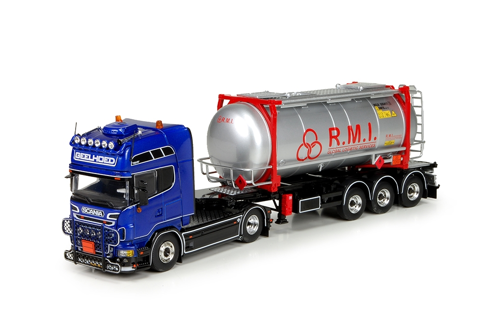 Scania R serie Topline Geelhoed