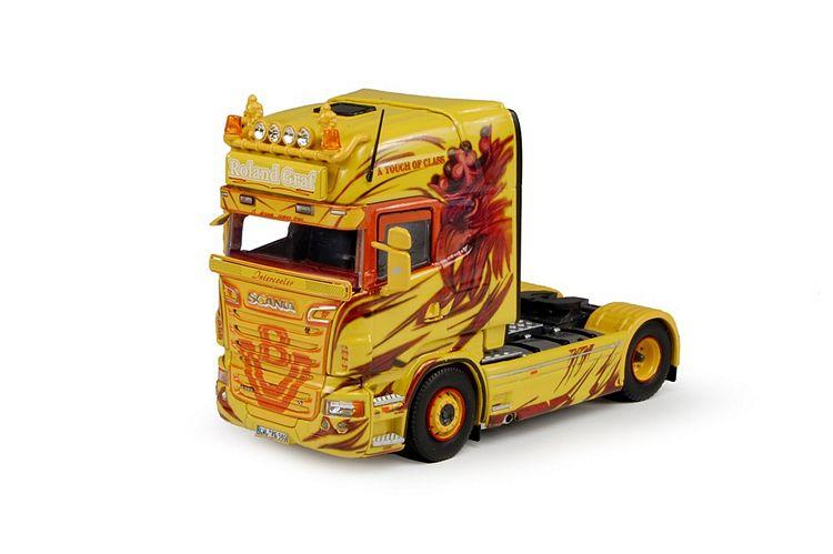 Scania R serie Topline Graf  Roland