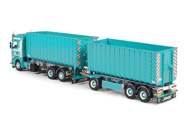 Scania R serie Topline hookarm  Verbist