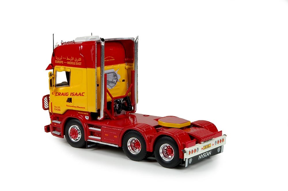 Scania R serie Topline  Isaac Craig  Astran Edition