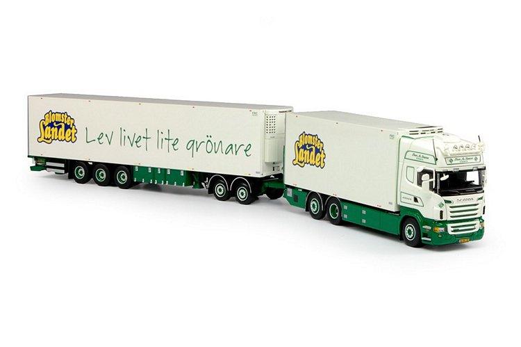 Scania R serie Topline Lang  Hansen Steen