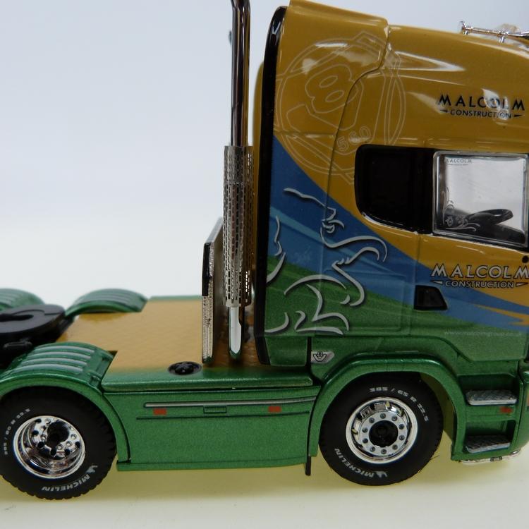 Scania R Serie Topline Malcolm WH
