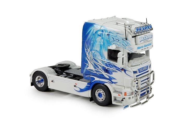 Scania R serie Topline MG Trucking