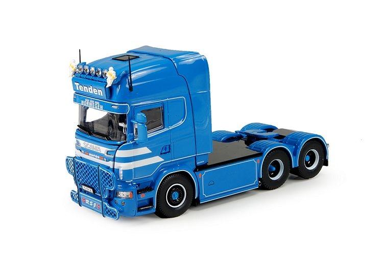 Scania R serie Topline RSJ Tenden