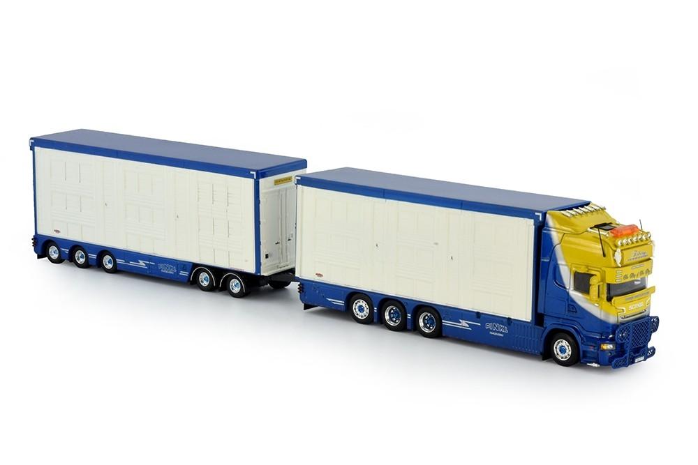 Scania R-Serie Topline schwedische Kombi Friberg R